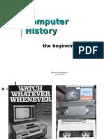 Comp History