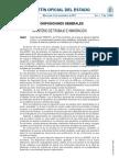 Real Decreto 1698/2011, de 18 de noviembre,