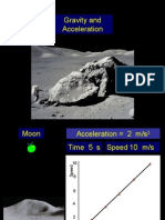 PP Gravity and Acceleration