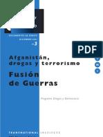 Drogas y Conflicto, nº 03, 2001 - Afganistán, drogas y terrorismo