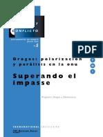 Drogas y Conflicto, nº 05, 2002 - Drogas. Polarización y parálisis en la ONU