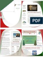A6 December Newsletter