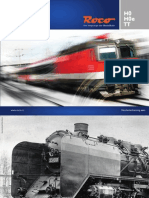 Roco Katalog / Catalogue / Catalog 2011