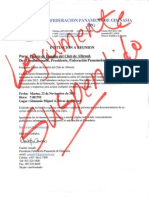 Invitacion - Tachada Legalmente Suspend Ida