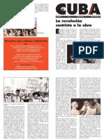 Cuba Libertaria, nº 06, mayo 2006 - La revolución castrista a la obra