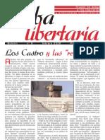 Cuba Libertaria, nº 08, febrero 2008 - Los Castro y las reformas