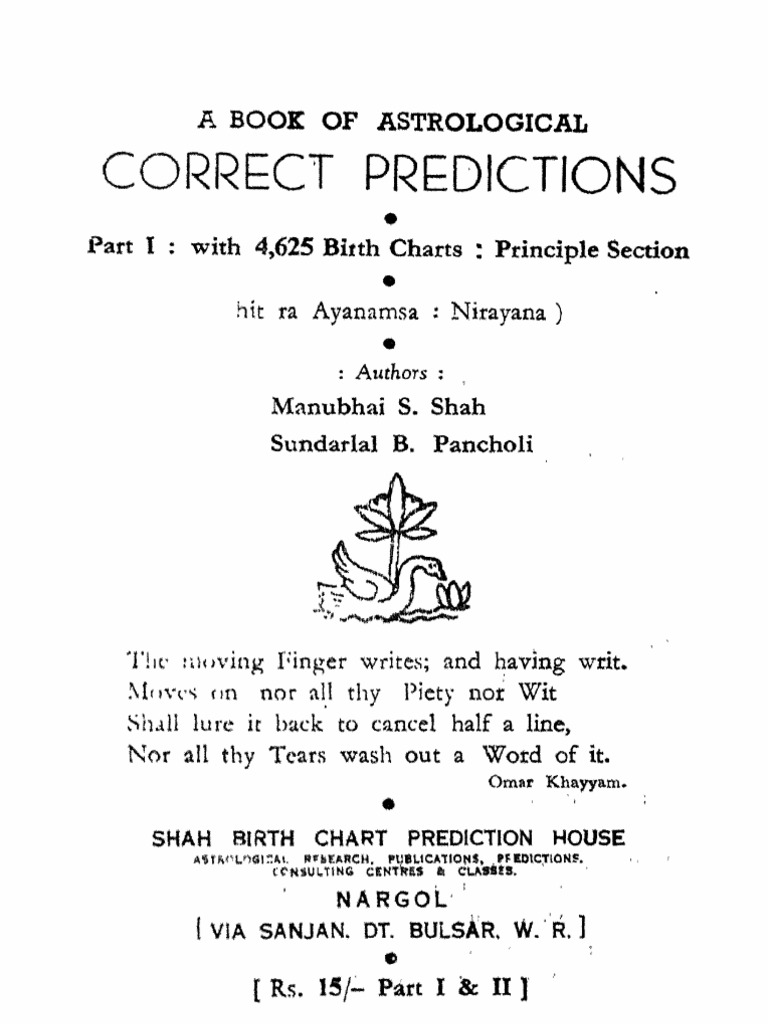 Shahs system of astrology book 1 nvjuhfo Choice Image