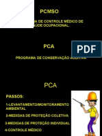 PCA e Medidas de Controle de Ruído