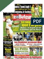 LE BUTEUR PDF du 27/11/2011