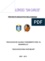 Pei Glorioso San Carlos