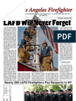 Los Angeles Firefighter Newspaper NovDec2011