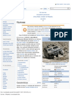 Humvee - Wikipedia, La Enciclopedia Libre