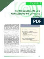 Farmacologia de Los Analgesicos No Opioides