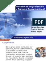Proc Orga y Div Organiz+Habi Admva y Jerarq Org