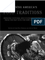 Renewing Americas Food Traditions