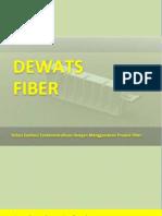 Brochure DEWATS Fiber