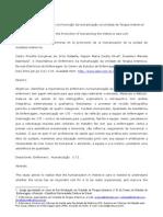 deCastro et al2010 Humanização UTI