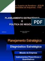 PARTE II Diagnóstico Estratégico