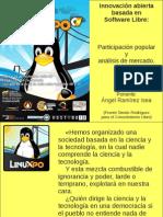 Innovación abierta basada en Software Libre