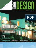 Modern Design [Issue No. 1]