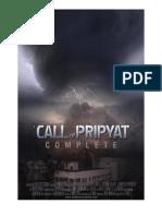 Call of Pripyat Complete v1.0 User Manual