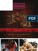 Catalogo de Natal Grand Cru Ipanema 2011
