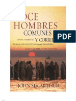 Doce Hombres Comunes y Corrientes Original