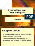 Chap009 Producer Choice Costs and Production Analysis