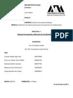 Practica 1 Sintesis de Isoxazoles Obtencion de 3,5-Dimetilisoxazol