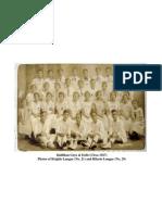 Balilihan Guys & Dolls Circa 1927