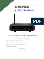 Modem Cisco Dpc