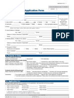 2012 Application Form Editable