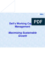 Dell's Working Capital Management