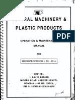 CMP Manual