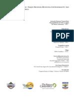 Plan de Manejo PRM Volcan San Pedro