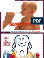 Diet and Dental Caries