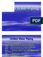 Chilled Water Piping
