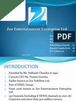 Zee E E Ltd.