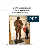Patton on Communism - General Patton's Warning