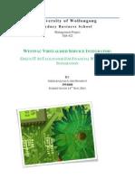 Westpac virtual service integrator