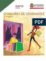 CONCURSO ESCAPARATES CARTAGENA NAVIDAD 201
