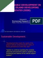 Presentations Sde Small-Islands