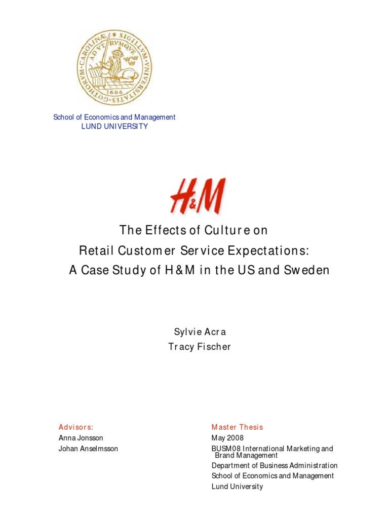 13407 | Retail | H&M