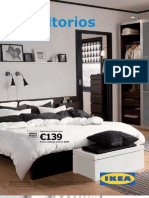 Catalogo dormitorios Ikea 2012