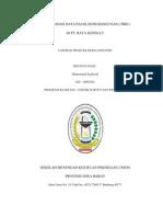 Laporan PKL Teknik Survey dan Pemetaan
