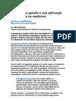 Imaginação Guiada e Sua Aplicação Terapêutica Na Medicina - Medicina Preventiva