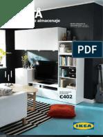 Catalogo Ikea salones 2012