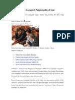 12 Titik Rawan Korupsi Di Pajak Dan Bea Cukai