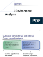 Internal Analysis 123