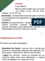 Direito Penal I- 49 a 104